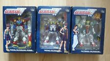 "lot Robot Mobile Suit ""Wing Gundam "" - Beez - dragon ball - one piece"