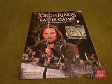 Lord of the Rings Battle Magazine #6 Deagostini Warhammer