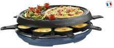 Appareil À Raclette 8 personnes 1050w Grill Crêpière - Tefal