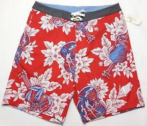 "NWT Tommy Bahama Men TROPICAL Relax 9"" Swim Trunks Board Shorts 32 34 36 38 40"