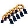 5x Stück 10cm Servokabel Servo Kabel Verlängerung JR Graupner Futaba Robbe Hitec