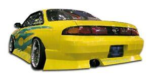 95-98 Fits Nissan 240SX Type U Duraflex Rear Body Kit Bumper!!! 101646