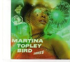 (EW950) Martina Topley Bird, Carnies - 2007 DJ CD