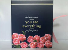 Bath & Body Works PERFECT PEONY 3 Pc Gift Box Set YOU ARE EVERYTHING Travel Size