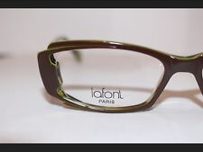 LAFONT EYEGLASSES INSOLITE 414, NEW, Retail $360