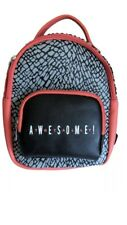 Funko Retro 90's Mini Backpack Convertible Totally Awesome! Faux Leather - New