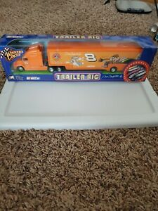 2002 DALE EARNHARDT JR LOONEY TUNES TRAILER RIG:FREE SHIPPING