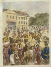 Realism Original Military Art Prints