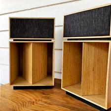 New ListingMedura #10 Klipsch Inspired V1a La Scala Mini Speaker Set Handcrafted In Usa