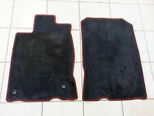 14 Honda CR-Z factory carpet front floor mats