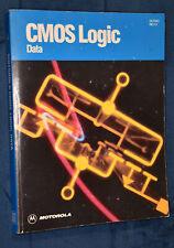 1991 Motorola CMOS Logic Data  DL131 Rev3