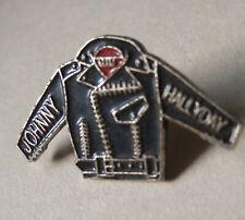 pins blouson perfecto JOHNNY HALLYDAY