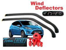 Wind deflectors Ford Fiesta  2009 - 2017   3.doors  2.pc  HEKO  15229