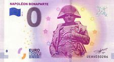 75007 Napoléon Bonaparte, 2019, Billet 0 € Souvenir