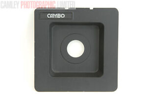 Cambo Recessed Lens Board Copal #1 41.6mm (C-226). Graded: EXC+ [#9847]