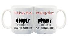Personalised By Order of The Peaky Fucking Blinders Mug Custom Peaky's Fan Mug