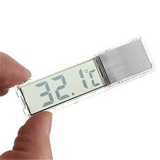 Digital LCD Fisch Aquarium Thermometer Wasser Temperatur Sensor Messergerät OVP