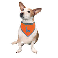 Brand New Alcott Essential Visibility Dog Bandanas with Reflective Accents