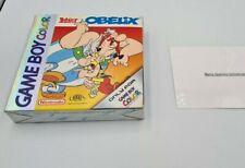 Nintendo Game Boy Color Asterix und Obelix Mit Ovp und Anleitung NOE