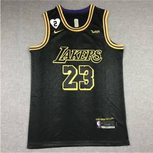 lebron james all black jersey