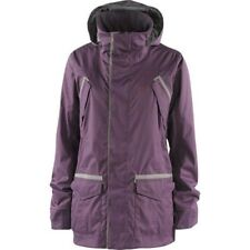 FOURSQUARE Women's RUNWAY Snow Jacket - PLUM - Large - NWT