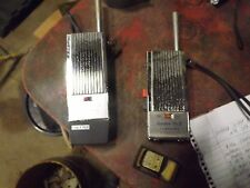 2 Channel Signature Jr Iii Transceiver Radios Vintage