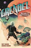 GRENDEL DEVILS ODYSSEY #1 Variant Cover B Dark Horse Comics