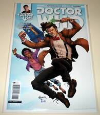DOCTOR WHO : The ELEVENTH DOCTOR Year Two  # 8 Cover A Titan Comic May 2016  NM