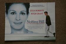Notting Hill   Original UK Mini Quad Poster