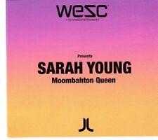 (DN640) Sarah Young, Moombahton Queen - 2011 CD