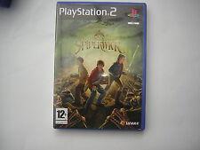 playstation 2 Les Chroniques De Spiderwick  PS2