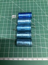 Hunts 8uf 350V Vintage Metal Can Capacitor - 1 Piece