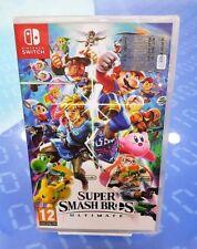 Super Smash Bros Ultimate   - GIOCO NUOVO SIGILLATO NINTENDO SWITCH ITALIANO
