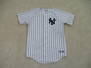 Alex Rodriguez New York Yankees Baseball Jersey Youth Extra Large SEWN Kids Boys