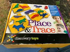 discovery toys learning pathways Place & Trace Ages 2+