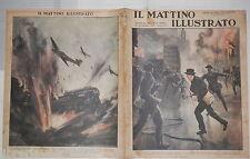 1940 Churchill scappa Bombardamento dell aviazione italiana su Alessandria Ebrei