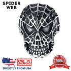 Men's Stainless Steel Gothic Halloween Biker Skull Ring (Size 7 - 13, US Seller)