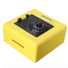 Mini Combination Lock Money Box Code Safe Coins Cash Saving Piggy Bank Kids Toys