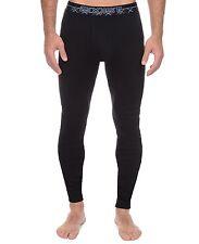 2xist tartan tech men's long underwear size small 1 per box color black