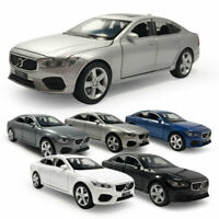 1:32 Scale 2019 S90 Sedan Model Car Diecast Gift Toy Vehicle Kids Pull Back