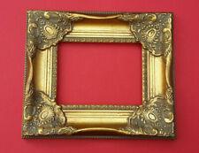 Stilarts Bilderrahmen Gemälde Rahmen Bild Barock Holz Stuck Barock Gold antik