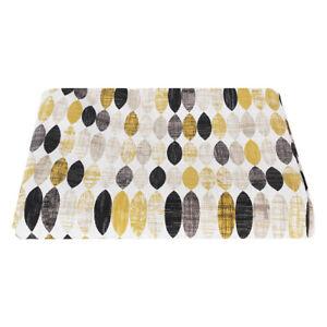 Tessuto Pois Cotone Giallo Taglio 280x280 cm Cuscini Tovaglie Telo Arredo Casa