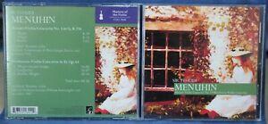 MOZART - VIOLIN CONCERTO N.3 - MENUHIN - 1 CD n.4534
