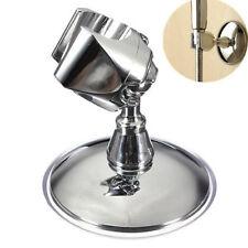 New Adjustable No Drilling Base Bathroom Shower Head Holder Suction Bracket