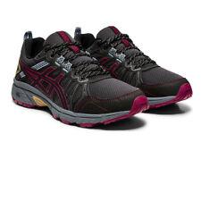 Asics женские гель-предприятие 7 внедорожная беговая обувь кроссовки кроссовки-черный спорт