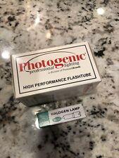 Photogenic C4-15 Flash Tube +Halogen Lamp new in box never opened.