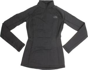 The North Face FLASHDRY Base Layer Top Zip Neck Expedition Wt Extreme Cold