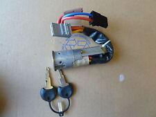 Peugeot 106 Ignition Lock Barrel + 2 Keys Valeo Part No. 252452 New