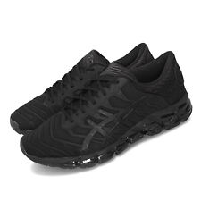 Asics Gel-Quantum 360 5 Black Men Running Lifestyle Shoes Sneakers 1021A113-002