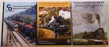 3pc Book Lot C&O Railway at Mid Century Fact Book Passenger Service
